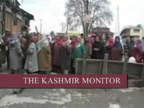 Arrests trigger protests in Nawpora Srinagar