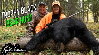 Hunting for GIANT Fall Black Bears