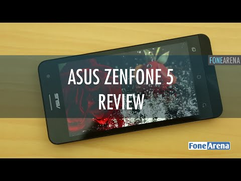 Asus Zenfone 5 Review