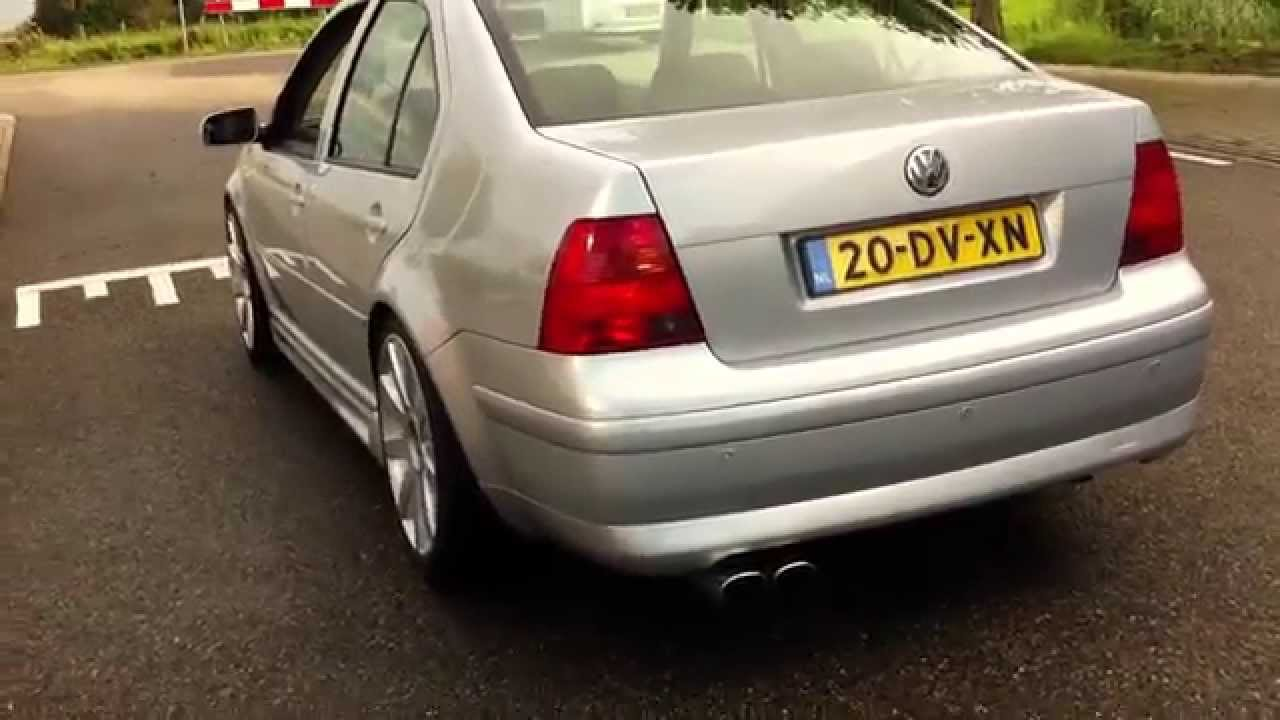 Volkswagen Jetta Ratings >> VW Bora/Jetta 2.3 V5 - YouTube