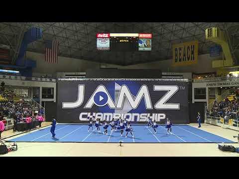 Jael JAMZ Cheer competition 2017 JC DOLLZ