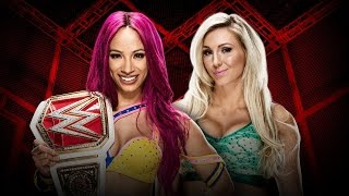 Sasha Banks vs Charlotte at Hell In A Cell & What's Wrong With WWE