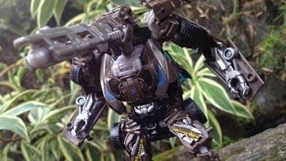 Transformers 4 Age of Extinction Deluxe LOCKDOWN Review