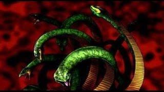 Video clip Huyền thoại quái vật rắn 8 đầu 8 đuôi ở Nhật Bản
