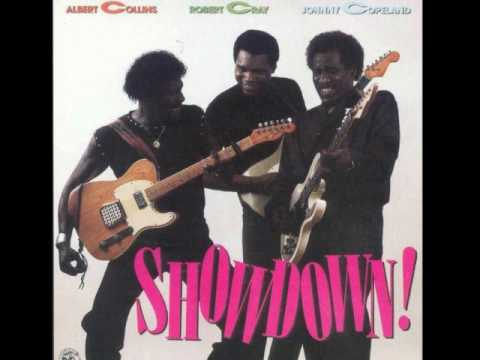 Albert Collins, Robert Cray, Johnny Copeland - Bring Your Fine Self Home