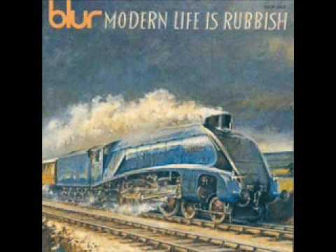 Blur - Advert