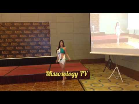Miss Tourism Philippines 2016 Press Presentation