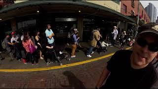Original Starbucks Seattle and Pike Place Market Park - EUC Tour Guide
