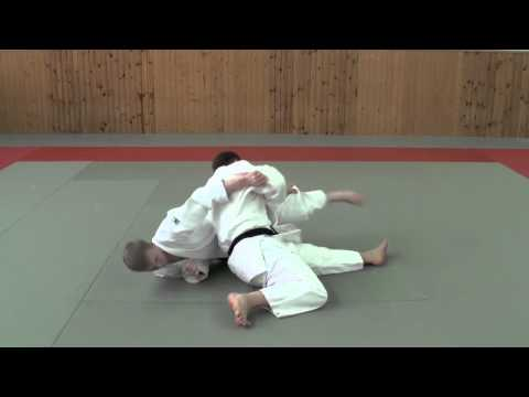 USHIRO KESA GATAME Image 1