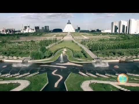 Астана - город будущего. Продолжение!