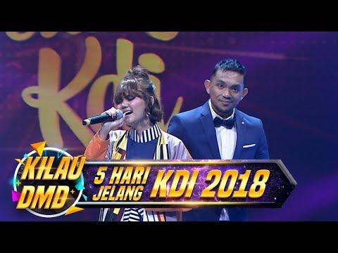 Duet Tercocok dan Terfavorit! Rina Nose Feat Fakhrul Rozi [CINTA KITA] - Kilau DMD (12/7)