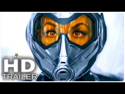 ANT MAN AND THE WASP Trailer 2 Italiano (2018)