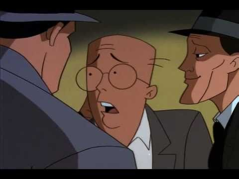 Batman vs. Scarface's men