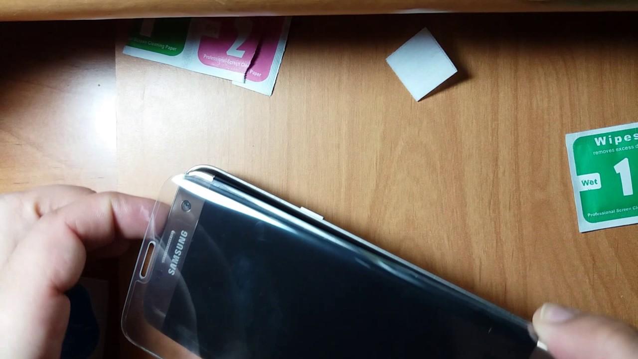 Плёнка на телефон своими руками