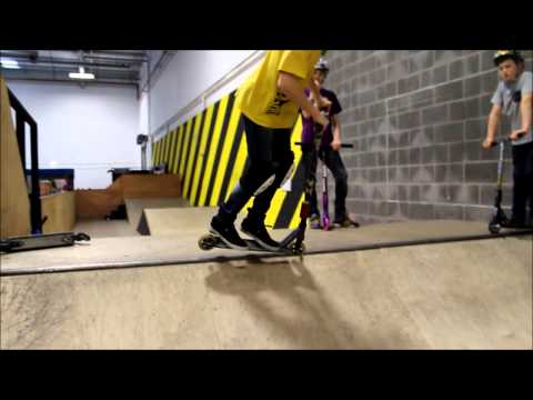 Game of Scoot | Cammy Fleming and Luke Milne