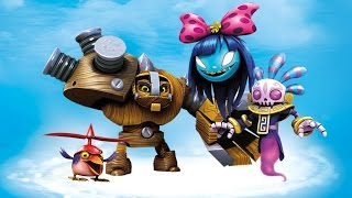 All Air Villains Quests + Evolutions in Skylanders: Trap Team