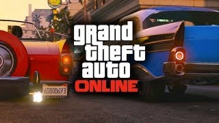 GTA 5: Funny Moments Online #2 | GangBangingNoobs