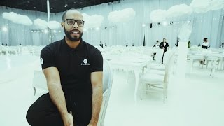 The Clouds Above Al Ain - Behind The Scenes - Eventchic Designs, Dubai Wedding