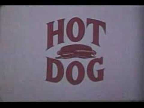 Hot Dog with Woody Allen