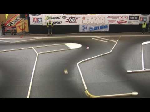 2010 IFMAR 1/12th scale Worlds - A-main Leg 2