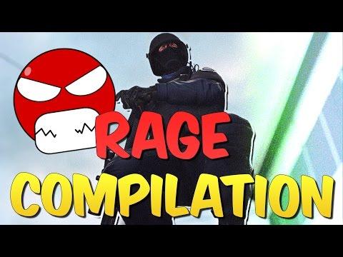 CS:GO - Rage Compilation!