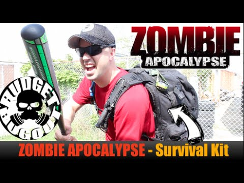 Zombie Apocalypse Survival Kit 3.0