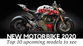 Top 12 Upcoming Motorcycles to Arrive by 2020 (Prices and Specifications Reviewed)