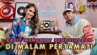 Download lagu Aku Gak Mau Berpisah Karena Uang! Cinta Laura x Raditya Dika