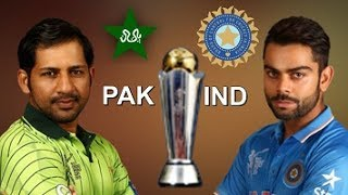 ICC Champions Trophy final: India v Pakistan - match updates and highlights