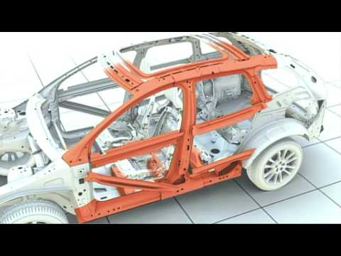 Volvo Xc60 Side Impact Protection System Sips Youtube