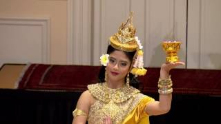 Cambodian-American Heritage Dancers with Chum Ngek Ensemble