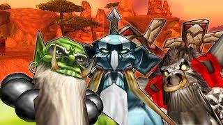 Warcraft 3 - Triple Orc Hero