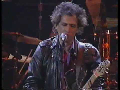 Thumbnail of video Keith Richards & The X-pensive Winos-Someting Else