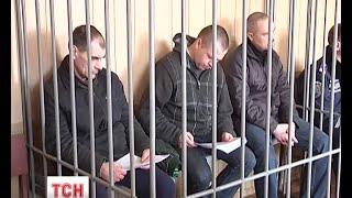 Трьом українським військовослужбовцям загрожує довічне ув'язнення - (видео)