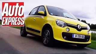 Renault Twingo 2014 review