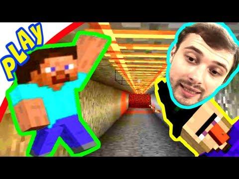 ПРоХоДиМеЦ Копает ШАХТУ на ДНО Майнкрафта! #33 Игра для Детей - Майнкрафт