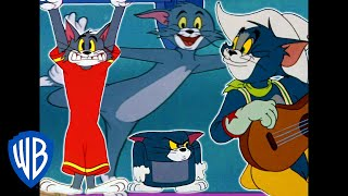 Tom & Jerry | Best of Tom Cat | Classic Cartoon Compilation | WB Kids
