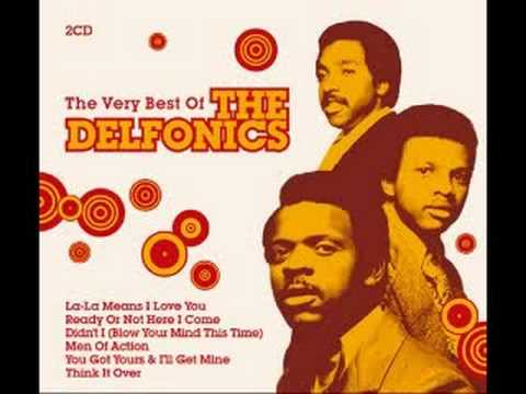 Delfonics - Ready Or Not Here I Come