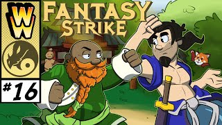 """Rando the Bear!"" - Fantasy Strike (Part 16) - Weekend Warriors!"