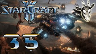 #35 ● Die Invasion von Char ● StarCraft II - Wings of Liberty