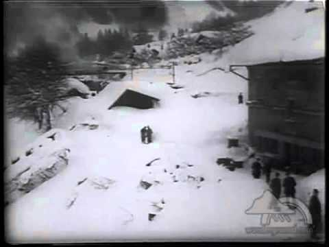 White Death: Hundreds Buried In European Avalanches video