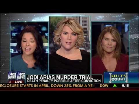 Jodi Arias Murder Conviction Kelly's Court Fox News Channel 0509-13