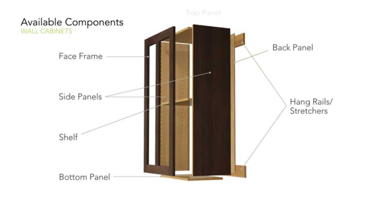 Cabinext traditional and frameless cabinets youtube for Frameless cabinet manufacturers