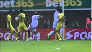 Villarreal Vs Real Madrid 0-2  Highlights 27/09/2014