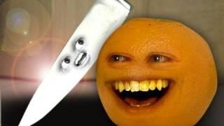Watch Annoying Orange No More Mr. Knife Guy video