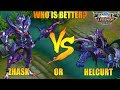 ZHASK OR HELCURT ? Who Would You Choose? Who Is Better? (Mobile Legends Experiment)   ID&Eng CC