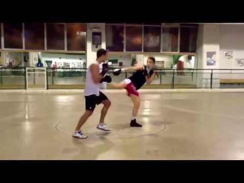 Puto vs Pazza, Savate Siena Image 1