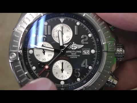 How to Use Chronograph Function on an Automatic Timepiece