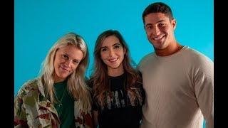 Jessie rencontre Catherine et Andrew d'OD Grèce