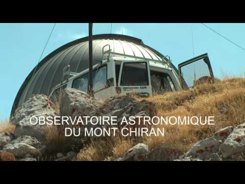 OBSERVATOIRE ASTRONOMIQUE MONT CHIRAN CONTEST RADIO AMATEUR